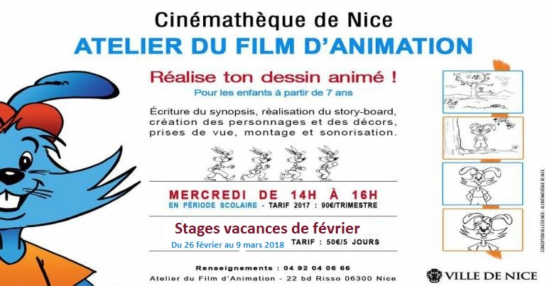 Atelier de Film d'animation