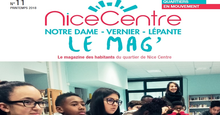 Le mag Nice Centre