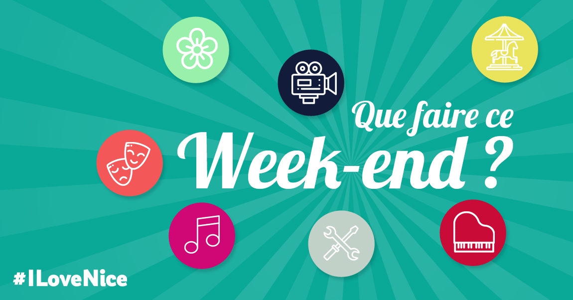 Que faire ce week-end \?
