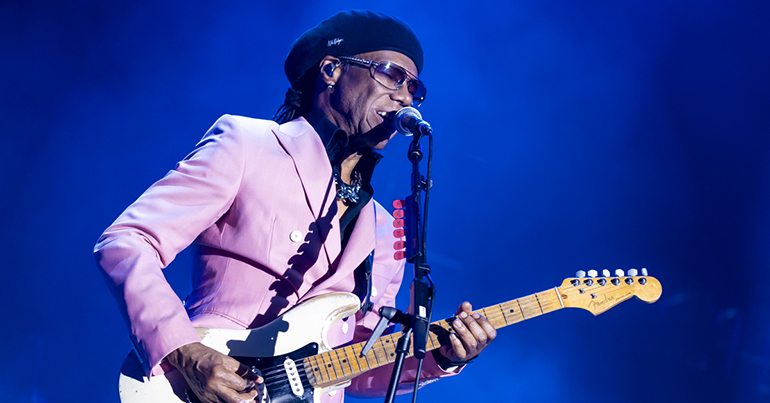 Nice Jazz Festival NILE RODGERS & CHIC