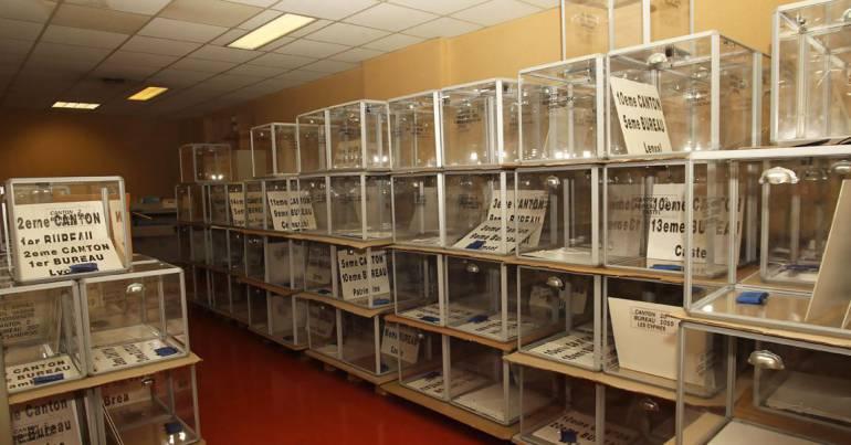Bureaux De Vote Horaires : Les bureaux de vote