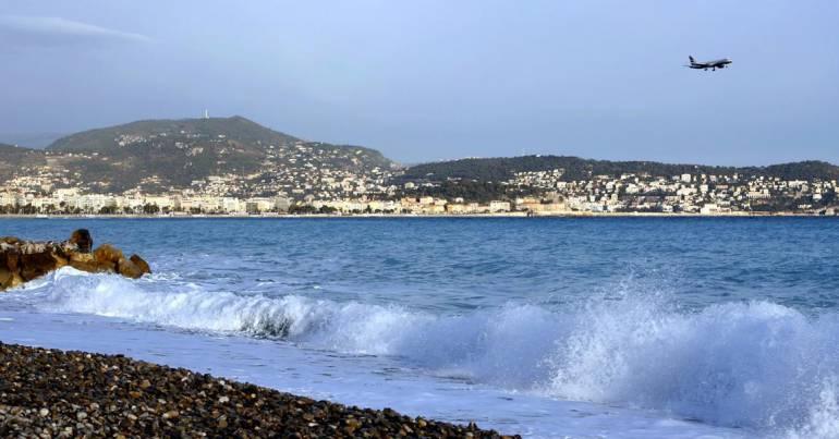 Venir à Nice