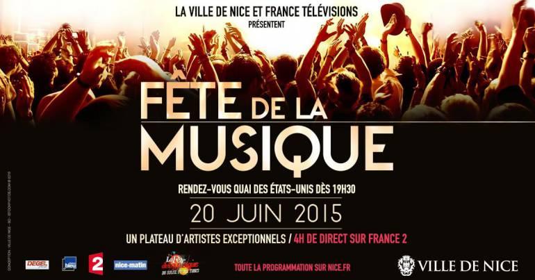 Fête de la musique 20 juin 2015