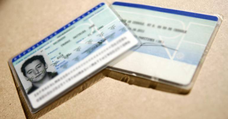 La Carte D Identite