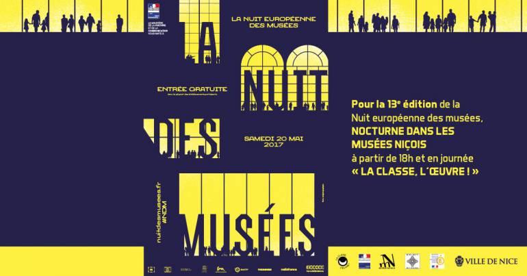 Nuit des musées 2017