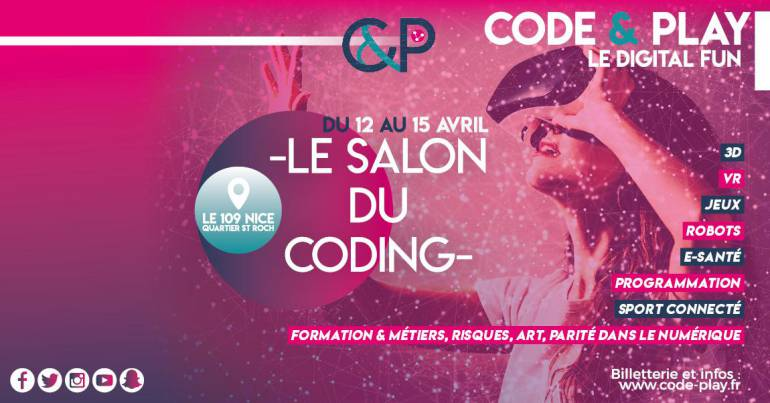 Salon Code & Play