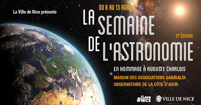 La Semaine De L Astronomie