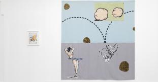 Hippolite Hentgen - Exposition - Le bikini invisible