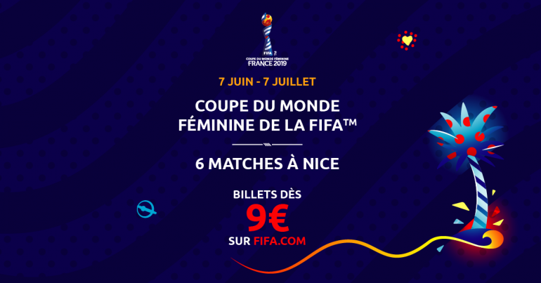 Coupe Du Monde Feminine 2019 Calendrier Stade.Coupe Du Monde Feminine De La Fifa