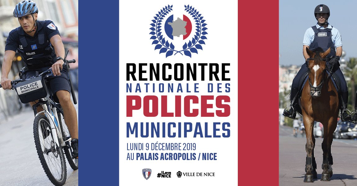 Rencontre Nationnale des Polices Municipales