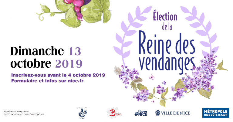 Election de la Reine des Vendanges