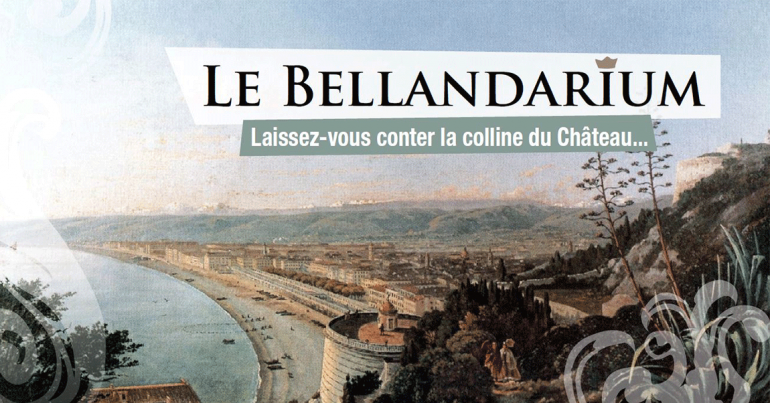 affiche tour bellanda