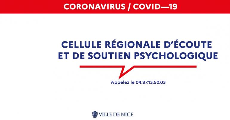 Cellule régionale d'écoute et de soutien psychologique