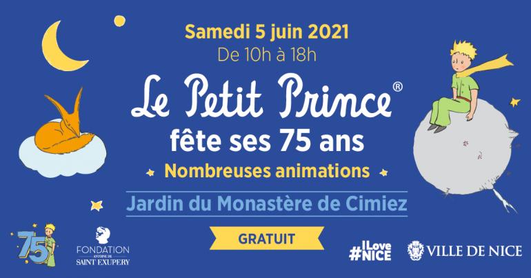 Les 75 ans du Petit Prince